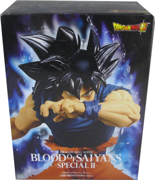 Dragon Ball Super Figur Blood of Sayans Special II