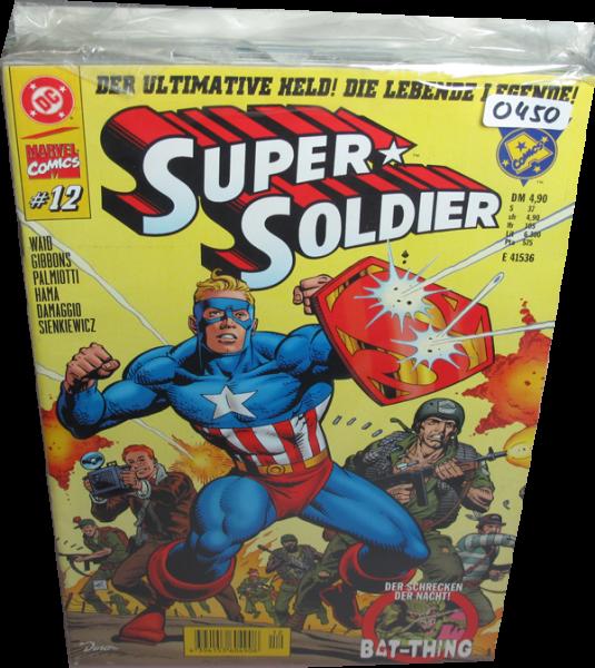 DC gegen Marvel #1-12