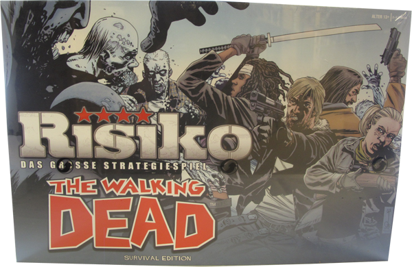 Risiko - The Walking Dead