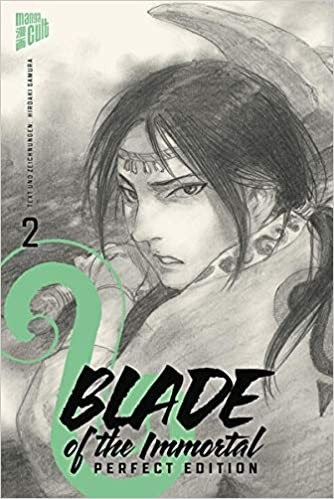 Blade of the Immortal Perfect Edition 02