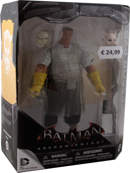 Action Figur DC Collectibles Batman Arkham Knight Professor Pyg
