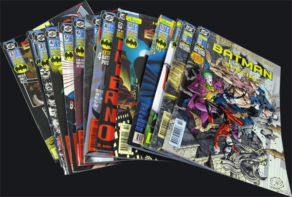Batman Special #1-14