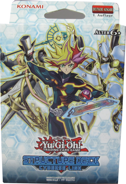 Yu-Gi-Oh! Cyberse Link Structure Deck