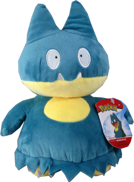 Plüschfigur Pokemon Mampfaxo 20cm
