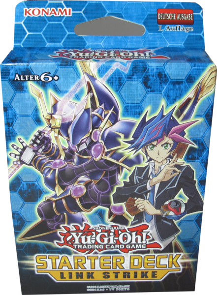 Yu-Gi-Oh! Link Strike Starter Deck deutsch
