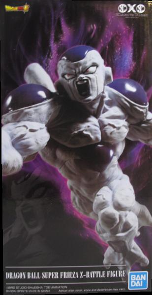 Action Figur Dragonball Super - Frieza Z - Battle Figure