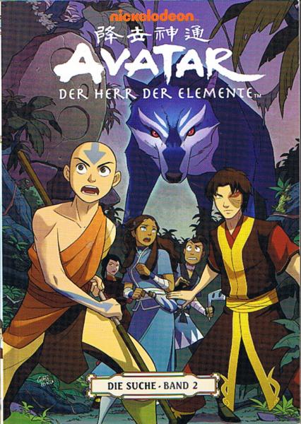Avatar - Der Herr der Elemente - Die Suche 02