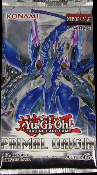 Yu-Gi-Oh! Primal Origin Booster deutsch