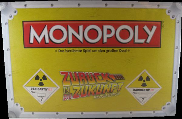 Monopoly - Zurück in die Zukunft