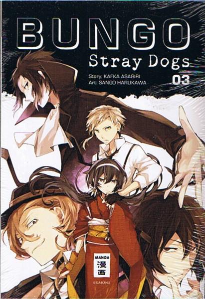 Bungo Stray Dogs 03