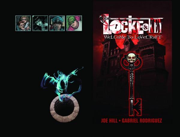 Locke & Key Vol.1 Tpb
