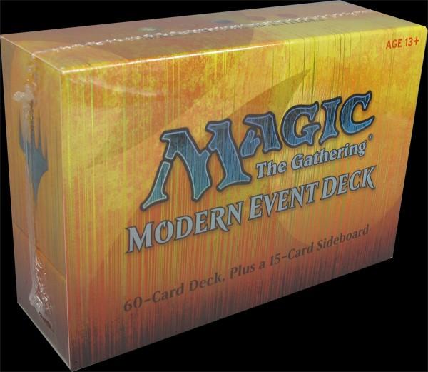 Magic Modern Event Deck