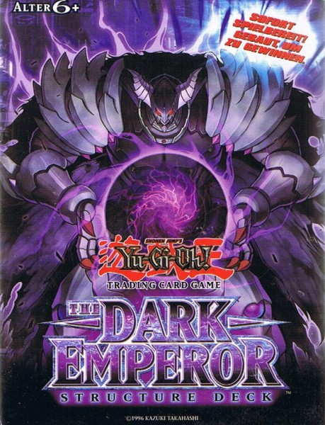 Yu-Gi-Oh! Dark Emperor Structure Deck deutsch