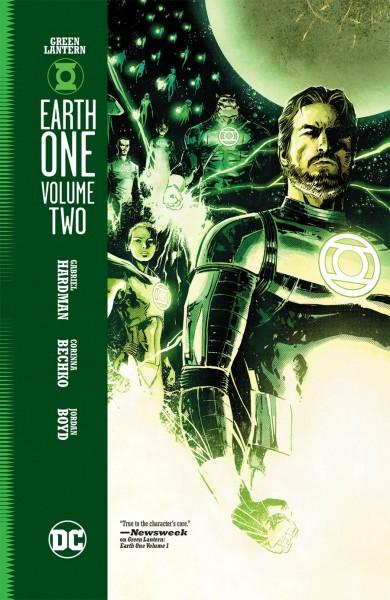 Green Lantern Earth One HC Vol.2