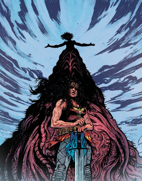 Wonder Woman - Dead Earth Book Four