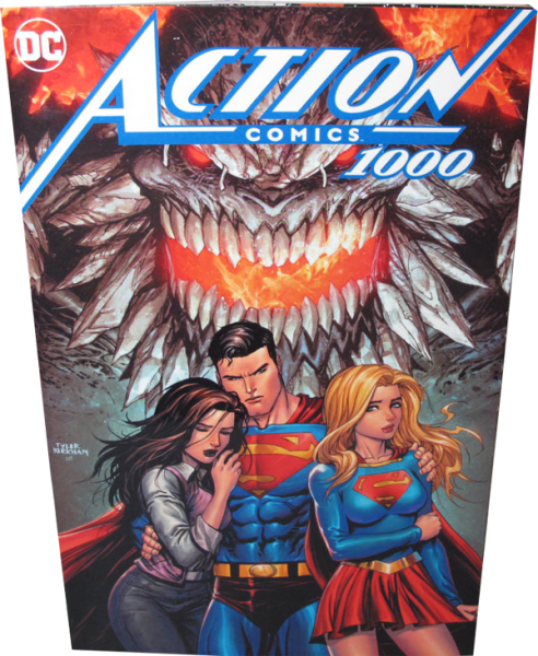 Superman Special: Action Comics 1.000 - Exklusives Comic Planet Variant