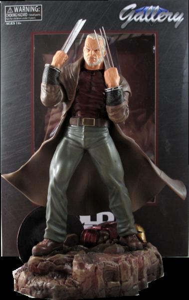 Marvel Gallery Figure Old Man Logan