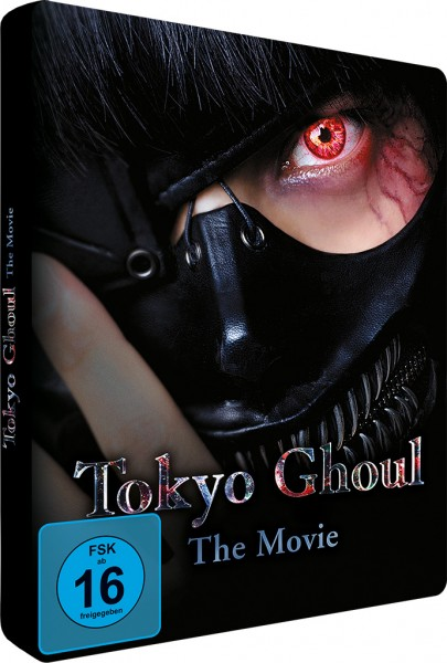Tokyo Ghoul - The Movie Steelcase Blu-ray