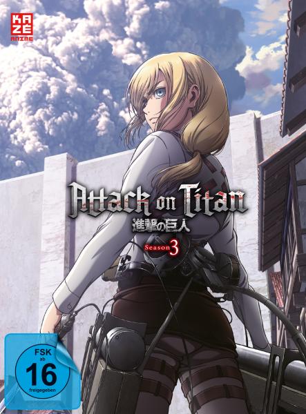 Attack on Titan 3. Staffel Vol. 02