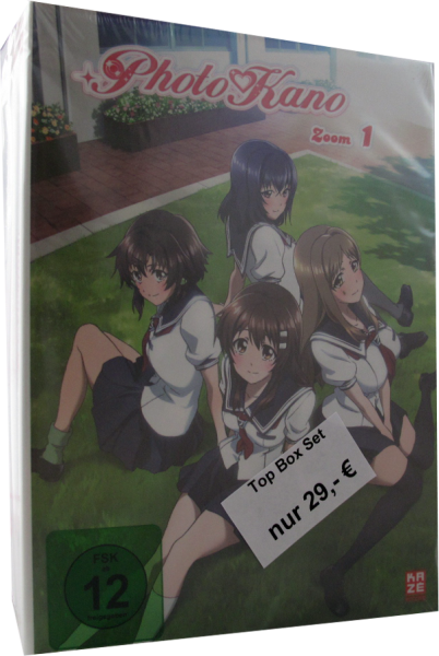 Photo Kano Zoom 1 Set 1-3 DVD