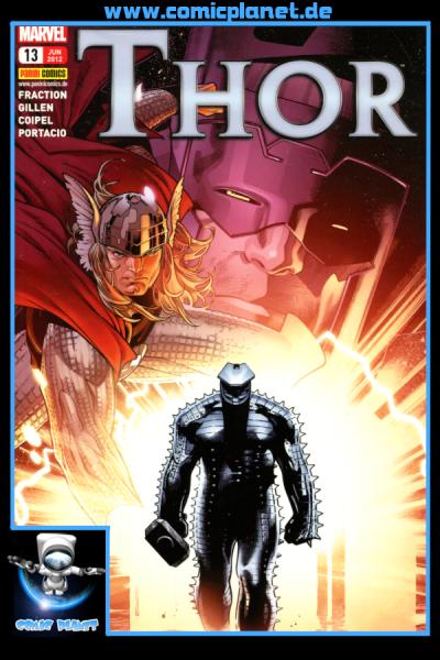 Thor 13: Gott des Nichts