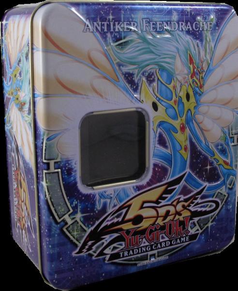 Yu-Gi-Oh! Antiker Feendrache Tin Box - Ohne Inhalt