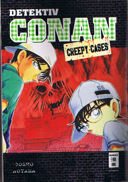 Detektiv Conan - Creepy Cases
