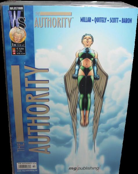 The Authority #1-10