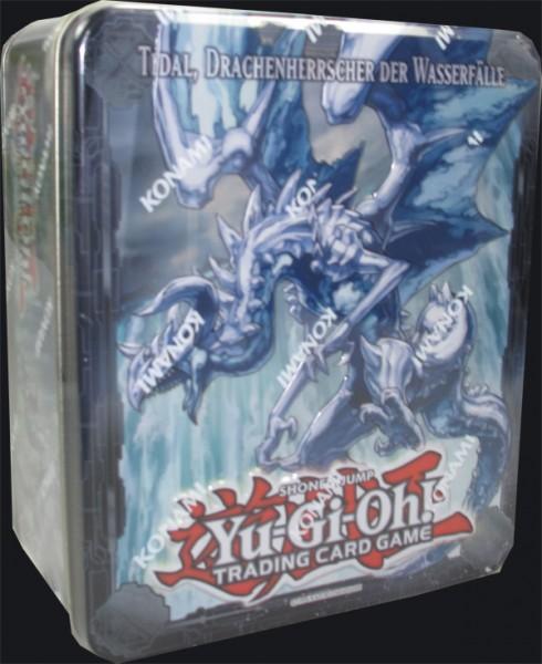 Yu-Gi-Oh! Tidal, Drachenherrscher der Wasserfälle Tin Dose deutsch