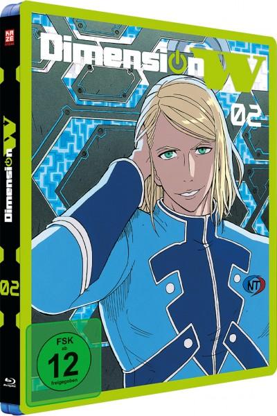 Dimension W Vol. 02 Blu-ray