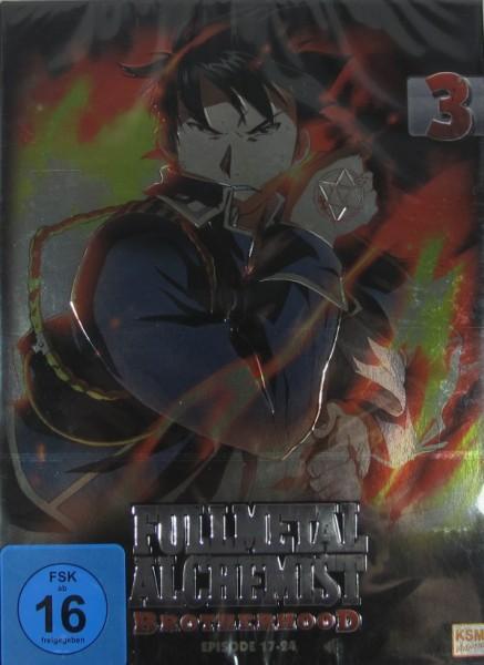 Fullmetal Alchemist: Brotherhood Vol. 03