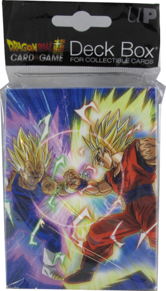 Ultra Pro Dragon Ball Super Set 4 V2 Deck Box