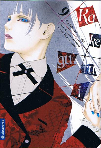 Kakegurui - Das Leben ist ein Spiel 09