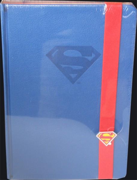 Notizbuch von Superman