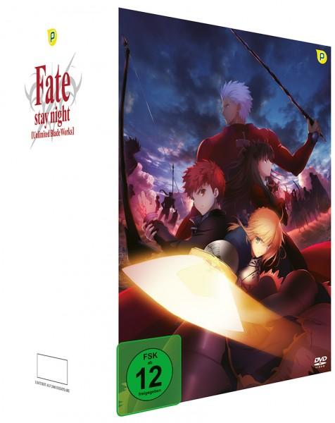 Fate/Stay Night (Unlimited Blade Works) Box 01 + Sammelbox