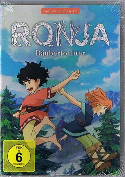Ronja Räubertochter Vol. 02