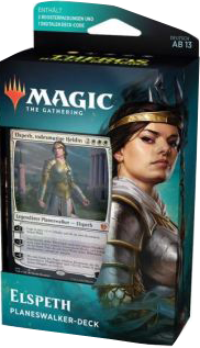 Magic Theros: Jenseits des Todes Elspeth Planeswalker Deck