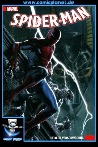 Spider-Man Band 4: Die Klon-Verschwörung