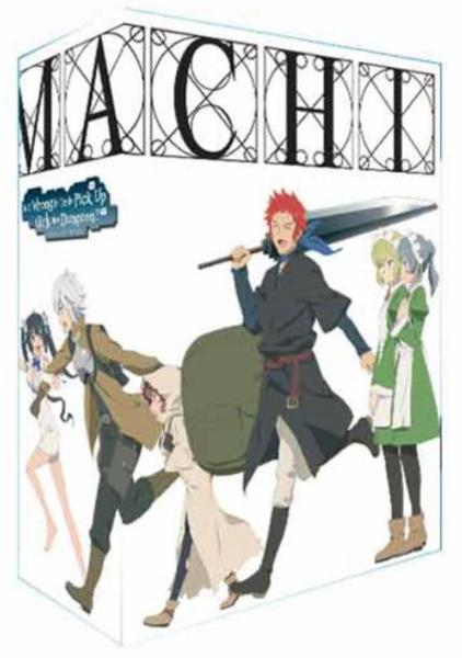 Danmachi Hestia DVD Box