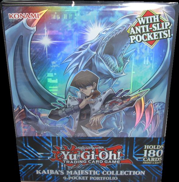 Yu-Gi-Oh! Kaiba's Majestic Collection 9-Pocket Portfolio