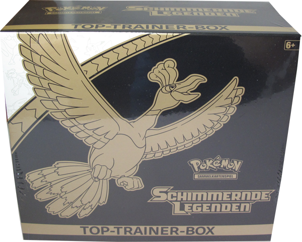 Pokemon Schimmernde Legenden Top-Trainer-Box