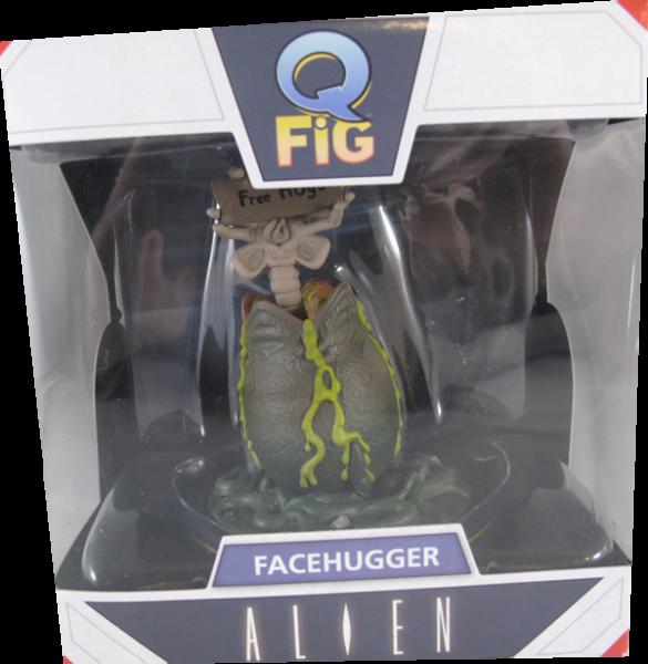 Action Figur - QFig Alien - Facehugger