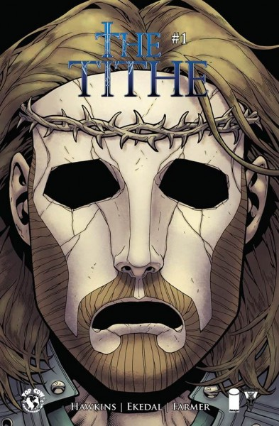 Tithe #1 Cover D Incentive Rahsan Ekedal Variant Cover Signed By Matt Hawkins