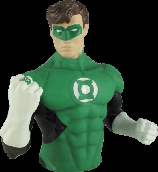 Spardose Green Lantern