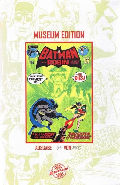 DC Museum Edition Batman Band 5