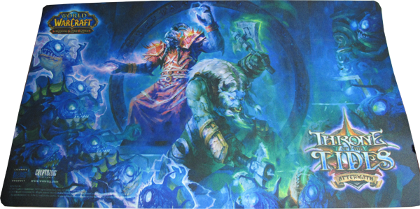 World of Warcraft Playmat Thrones of the Tides