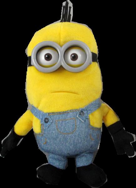 Plüschfigur Minions 13cm Kevin unbegeistert