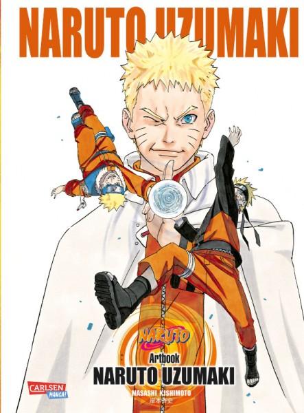 Naruto Uzumaki - Artbook