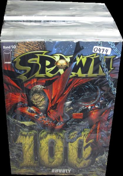 Spawn #1-50 Prestige Ausgabe