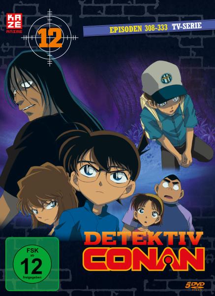 Detektiv Conan TV-Serie Box 12